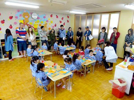 保育参観・父母の会総会